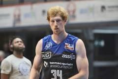 Latina Basket ringrazia e saluta Brandon Gilbeck