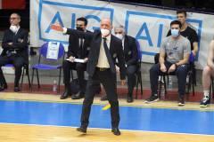 Benacquista Assicurazioni Latina Basket e Coach Gramenzi insieme anche nella stagione 2021/22