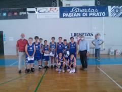Libertas Fiume Veneto campionessa regionale