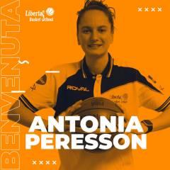 Il Friuli riabbraccia Antonia Peresson, nuovo tassello LBS