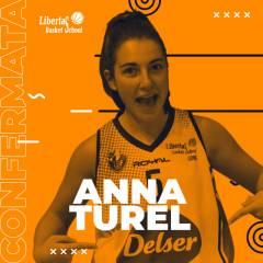Anna Turel confermata per la prossima stagione