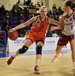 Tina Cvijanovic convocata per le qualificazioni a Euro-21