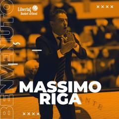 Massimo Riga nuovo allenatore della Prima Squadra di A2 Femminile