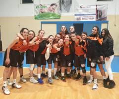 Under 16: New Cap Marigliano - Bulls Avellino  64 - 41