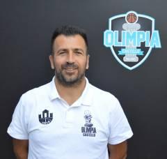 Confermato Coach Serio, ricoprirà anche il ruolo di Direttore Sportivo