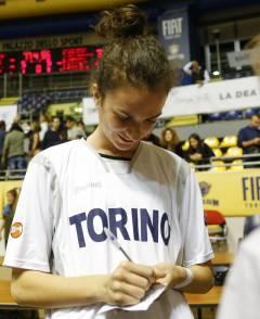 Nuovo acquisto per il Costone Femminile: arriva a Siena da Torino Elena Poletti