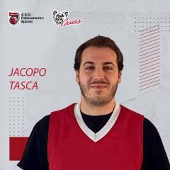 Jacopo Tasca sarà un giocatore della Pallacanestro Bears Spinea