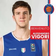 Benvenuto Alessandro Vigori