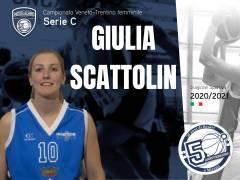 Giulia Scattolin è il primo tassello della C femminile