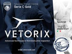 Vetorix sarà il main sponsor della Pallacanestro Mirano in C Gold