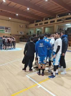Cercola stoppa la Pallacanestro Salerno, al PalaPlatani termina 75-69