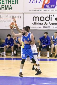 Isernia vs Salerno, Parrella: