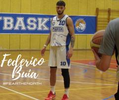 Playbasket, firmato Federico Buia.