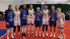 La veronese Chiara Consolini al Preolimpico con la Nazionale 3 vs 3