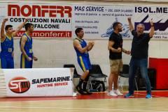 Coach Di Leo lascia la panchina della prima squadra per impegni lavorativi