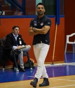 La Dai Optical Virtus Molfetta conferma coach Valerio Corvino