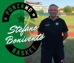 Stefano Bonivento sarà il vice allenatore dell'A2