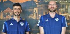 Eurobasket Roma, ecco gli assistenti: Crosariol e Zanchi