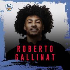 Eurobasket Roma annuncia la firma dell'americano Roberto Gallinat