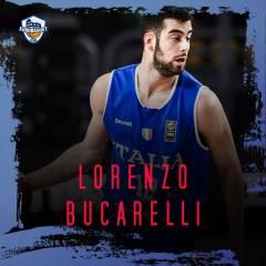 Colpo dell'Atlante Eurobasket Roma: arriva Lorenzo Bucarelli
