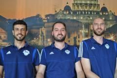 Al via gli allenamenti dell'Atlante Eurobasket Roma: parlano i coach
