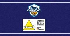 Inkospor nuovo partner dell'Atlante Eurobasket Roma