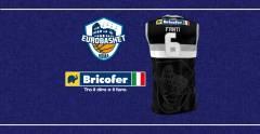 Importante partner al fianco dell-Atlante Eurobasket Roma: Bricofer Group S.P.A.