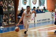 Sconfitta per l'Atlante Eurobasket Roma all'esordio nella supercoppa lnp 2021
