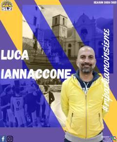 Luca Iannaccone è il nuovo allenatore della Serie D