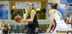 Martina Sandri lascia il campo, ma non le Lupe: in vista l'ingresso nella squadra Minibasket