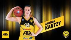 Primo innesto per il Fila 2021/22: dalla Svezia arriva Amanda Kantzy