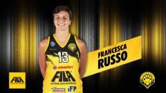 Colpo Fila: Francesca Russo è una nuova giocatrice delle Lupe