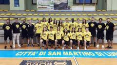 Col raduno del Fila è iniziata una nuova annata di A1 a San Martino di Lupari