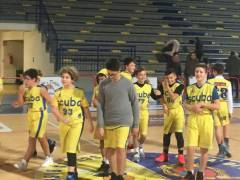 Ultimi impegni del 2019 per le giovanili della Scuba Frosinone