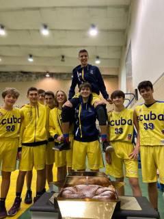 Un'altra settimana fitta d'impegni per giovanili e minibasket