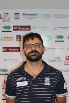 La Scuba Frosinone conferma coach Calcabrina