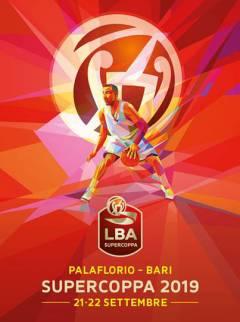 LBA Supercoppa 2019 a Bari: in vendita i biglietti per le singole giornate di gara