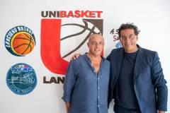 Il messaggio di Valerio Di Battista Dirigente Responsabile Unibasket