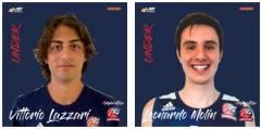 Lazzari e Molin: dalle Giovanili ad aggregati della Serie A