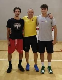 Alberto Patrese e Filippo Ghidoni in biancorosso anche per la stagione 2020/21