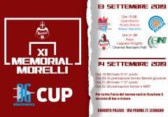 Logo XI° Memorial Alberto Morelli