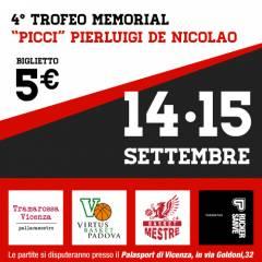 Logo IV° Memorial De Nicolao