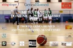 Logo Memorial Giovanni Albano 2019