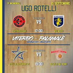 Logo Memorial Ugo Rotelli 2019