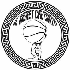 """Logo 1° torneo 3x3 """"Il basket che conta"""" Portogruaro"""