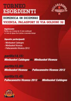 Logo Torneo Esordienti Vicenza 2019