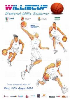 Logo Torneo Over45 Memorial Willie Sojourner 2020