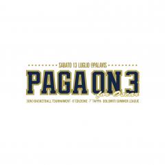 Logo Paga On 3 for Oscar - 2021
