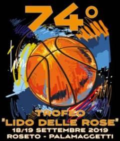 Logo Torneo Lido delle Rose 2019