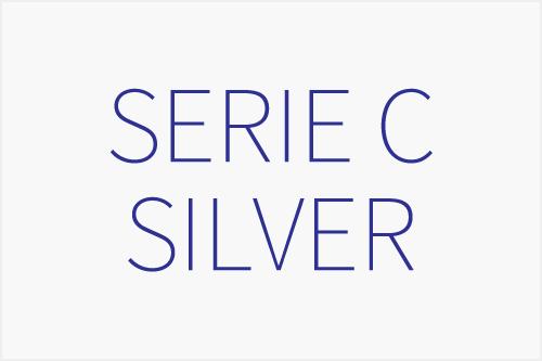 Logo C Silver